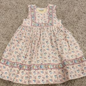 Rare Vera Bradley Children's Quilted Dress